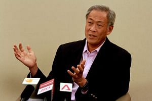Defence Minister Ng Eng Hen said that Singapore will step up efforts to counter extremists from Indonesia.