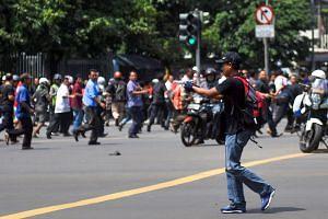Indonesian authorities have blamed Katibah Nusantara, the Malay speaking arm of ISIS, for the Jan 14 terrorist attacks in Jakarta.