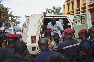 Burkina Faso forces free hostages from the attack on the Splendid Hotel in Ouagadougou.
