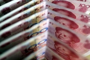Investors are concerned about China, as its economy grew last year at the weakest pace since 1990.