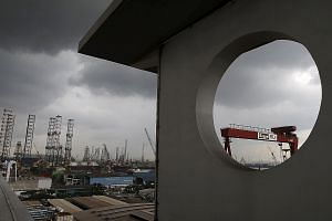Keppel Corp's multi-business strategy has helped