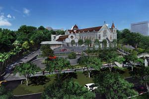 Novena Church 3D.