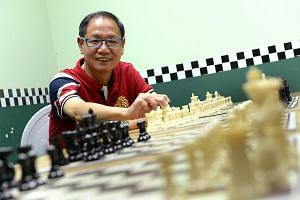 Former Singapore Chess Federation president Ignatius Leong was forced to relinquish his leadership of the  Asean Chess Confederation last October.