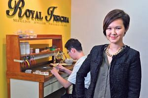 Ms Hoe hopes to leverage Royal Insignia's experience and capabilities to reach a wider customer base.