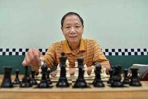 Former Singapore Chess Federation president Ignatius Leong.