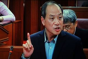 "Mr Low Thia Khiang said WP members have taken up the seats over the years as they ""understand that the struggle for a functional democracy... must be fought from within the existing system""."