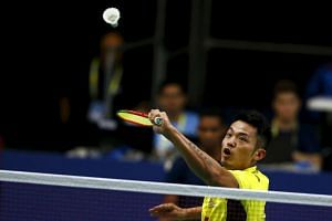China's Lin Dan will headline a 31-strong contingent from his country at the OUE Singapore Open.