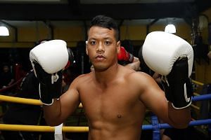 Syafiq Abdul Samad is bidding to be the first World Boxing Foundation Asia-Pacific light heavyweight champion.