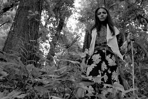 A movie still released by Filipino director Lav Diaz in Manila shows a scene from his film A Lullaby to the Sorrowful Mystery.