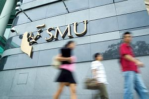 Students need a minimum GPA of 3.0 out of 4.0 to practise law in SMU's Juris Doctor (JD) programme.