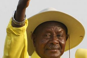 Ugandan President Yoweri Museveni was re-elected for a fifth term in office following the general elections on Feb 18, extending his rule beyond 30 years.