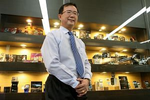 Mr Alex Siow was the president of the Singapore Computer Society from 1997 to 2001.