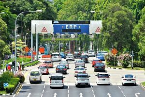Singapore's next-generation Electronic Road Pricing (ERP) system will be rolled out from 2020.