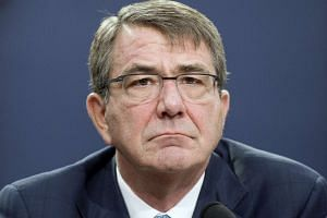 Carter said nations are responding by stepping up their own maritime defence activities and aligning themselves with the US.