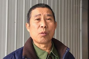 Mr Zhang is still hoping that his daughter is alive.