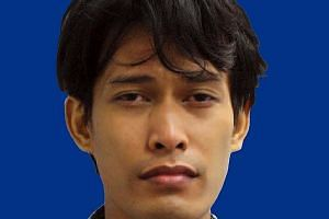 Indonesians (from top) Firman and Rizka were told by a leader of an ISIS unit to travel through Singapore as backpackers to avoid arousing the suspicion of the authorities.