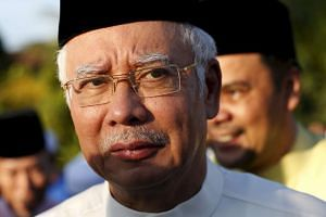 Malaysian PM Najib Razak said the ruling Barisan Nasional coalition remained strong despite some members choosing to work the Opposition.