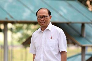 Former PAP MP David Ong.