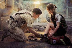 The KBS2 drama Descendants of the Sun hit 440 million views on Chinese online video platform iQiyi.