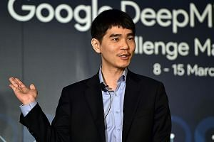 Mr Lee has lost to AlphaGo, a program that can narrow down millions of possible Go moves and mimic a human player's thought processes. He has one more game to go tomorrow in the best-of-five series, but has already lost three games.