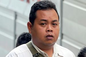 Rahmat Mohd was sentenced to 74 months' jail for helping to stage 21 car accidents in a bid to make more than $1.1 million in fraudulent insurance claims.