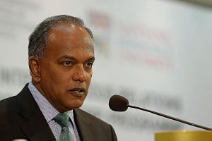 Measures to boost security will also apply to soft targets like sports facilities and malls, said Mr Shanmugam.