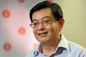 Finance Minister Heng Swee Keat is due to due to deliver his first Budget speech in Parliament.