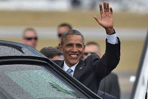 "US President Barack Obama believes ""change is going to happen"" in Cuba."