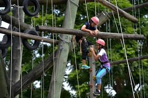 A new Outward Bound Singapore (OBS) campus will be developed on Coney Island by 2020 to allow Singapore youths to strengthen their confidence and tenacity through outdoor adventure education.