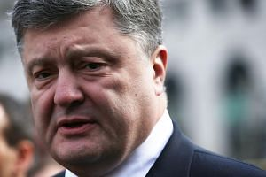 Ukrainian President Petro Poroshenko has yet to make any comments on reports of his offshore links.