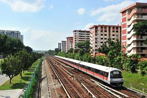 Despite the big breakdowns, the rail system was more reliable than it has been since 2011.