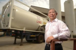 With rising competition, Sing Swee Bee had to look overseas, says managing director Mr Peh. With the help of IE Singapore, the company won contracts in Vietnam and is now a leading gas solutions provider there.