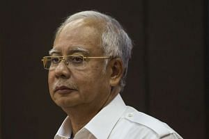 Malaysia's Public Accounts Committee recommended the removal of the need for Prime Minister Najib Razak's (above) approval for any significant decision taken by the state investor.