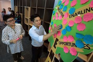 Minister for Social and Family Development Tan Chuan-Jin shared details of the KidStart scheme on Tuesday.
