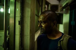 A cinema still of Singaporean film-maker K. Rajagopal's feature film A Yellow Bird.