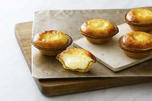 Japan's famous Bake cheese tarts will be available in Singapore from April 29.