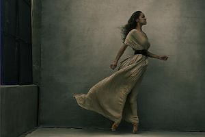 The new portraits by photographer Annie Leibovitz feature women of outstanding achievement, such as ballerina Misty Copeland (left), who made history last year as the first black female principal dancer at the American Ballet Theatre.