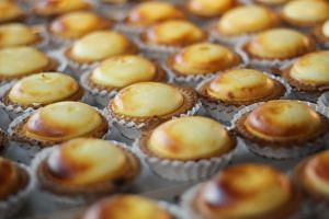 Japanese cheese tart shop Bake will launch its first store in Singapore on April 29 at Ion Orchard.