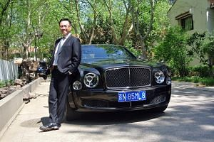 Bentley China's managing director Daniel Khoo (pictured with the flagship Bentley Mulsanne) has spent 17 years working overseas for some of the biggest names in the car industry, from Saab to Audi and Bentley. His rise up the ranks came largely as a