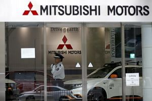 Mitsubishi Motors is unlikely to issue an earnings forecast for the current financial year, due to uncertainty about the financial impact of its data scandal.