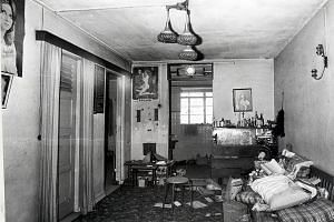 Adrian Lim's House of Horror: Two children were killed here, a seventh-story flat in Block 12, Toa Payoh Lorong 7. The unit was vacant for five years after the murders until a Catholic family moved in.