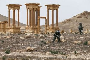The ancient Syrian city of Palmyra retains much of its authenticity despite the significant damage caused by ISIS, says Unesco.