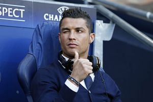 Real Madrid failed to breach Manchester City's defence with Portuguese forward Cristiano Ronaldo sitting out the first-leg stalemate due to injury.