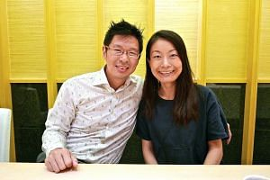 Singaporean Andrew Tan and his Japanese wife, Ms Mitsuko Murano, set up Japanese lifestyle store atomi in 2009.