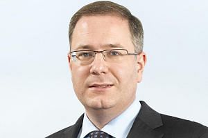 Vard Holdings' executive vice-president of investor relations Holger Dilling.