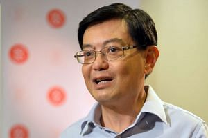 Finance Minister Heng Swee Keat collapsed during a Cabinet meeting on Thursday at 5.34pm, said a statement from the Prime Minister's Office.