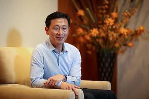 """Mr Ong admits that """"casting a wider net"""" in admissions requires more resources and time, but he stresses that it has to be done to realise the vision of the SkillsFuture movement - to harness the collective interests and aspirations of Singaporeans."""
