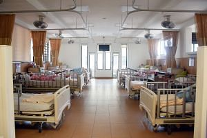 All Saints Home will officially open its fourth nursing home in Jurong East on Friday (May 20).