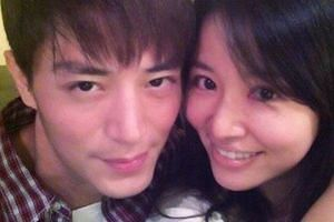 Television stars Ruby Lin and Wallace Huo have announced that they are dating.