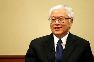 Tony Tan Keng Yam, the President of Singapore.